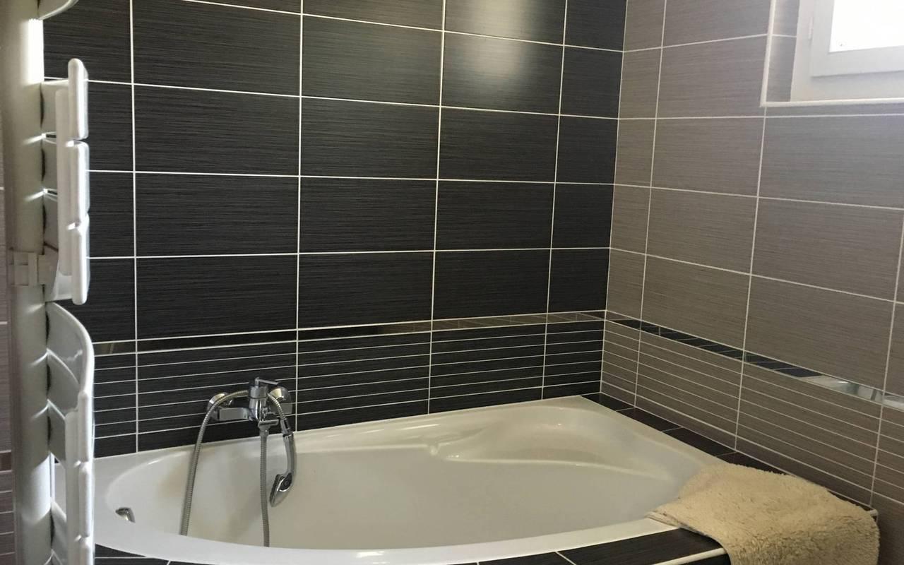 Bath, hotel spa Hautes-Alpes, Les Bartavelles