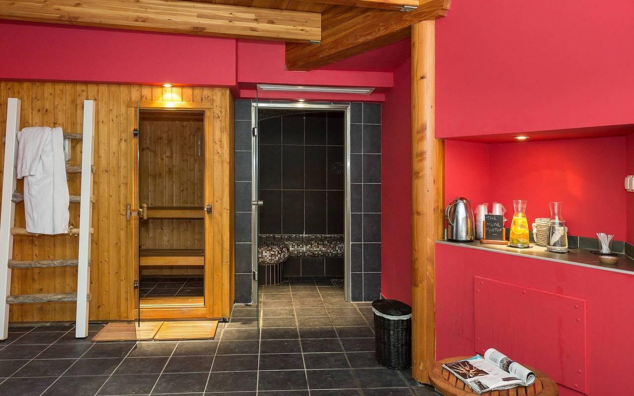 Spa, boutique hotel hautes-alpes, Les Bartavelles